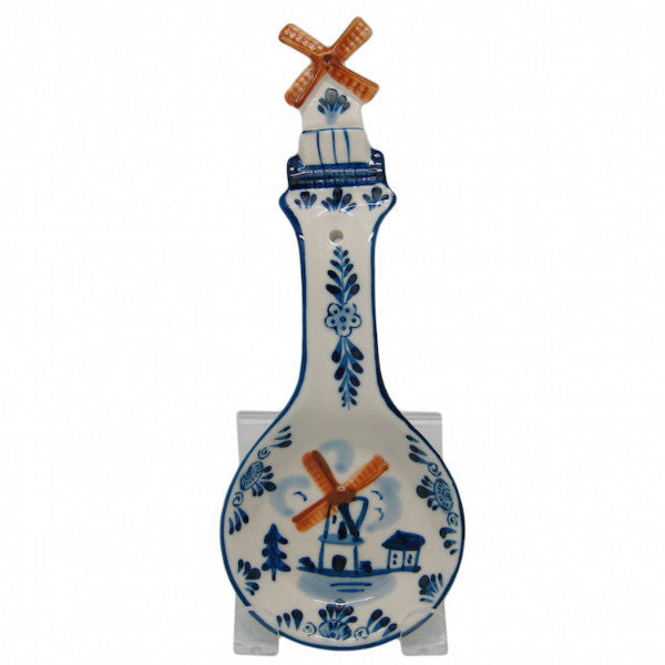 Dutch Gift Kitchen Spoon Rest Color Windmill - DutchNovelties  - 1