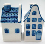 Delft Blue Houses Salt and Pepper Set - DutchNovelties  - 2