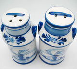 Delft Milk Cans Salt and Pepper Set - DutchNovelties  - 2