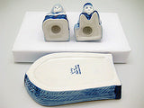 Delft Boat Salt and Pepper Set - DutchNovelties  - 4