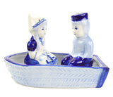 Delft Boat Salt and Pepper Set - DutchNovelties  - 5