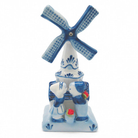 Dutch Party Favor Windmill & Kissing Couple - DutchNovelties