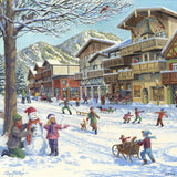 Winter in Germany Gift Tile - DutchNovelties  - 1