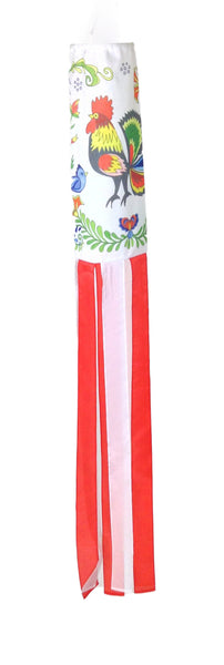 Polyester Wind Sock: Poland - DutchNovelties
