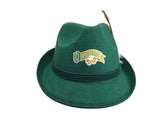 Oktoberfest Felt Hat Green - DutchNovelties