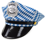 Oktoberfest Bavarian Police Hat - DutchNovelties