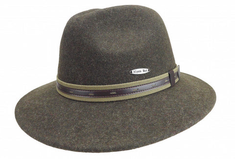 Australian Cowboy 100% Wool Hat - DutchNovelties  - 1