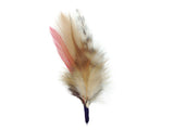 Colorful Single Hat Feather - 1