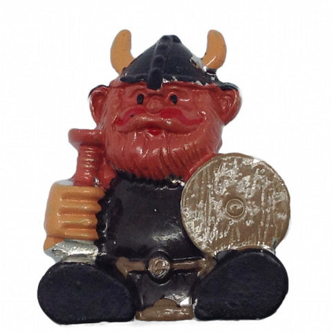 Bavarian Hat Pin: Viking (Painted) - DutchNovelties  - 1