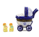 Treasure Box Delft Baby Buggy - DutchNovelties  - 1