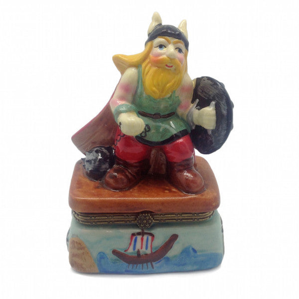 Hinge Box Viking Man - DutchNovelties  - 1