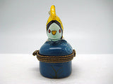 Yellow Fish Ceramic Jewelry Box - DutchNovelties  - 5