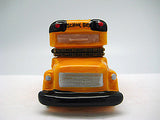 Small Yellow School bus Collectible Hinge Box - DutchNovelties  - 2