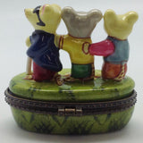 Jewelry Boxes For Little Girls: Three Blind Mice - DutchNovelties  - 3