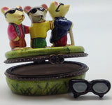 Jewelry Boxes For Little Girls: Three Blind Mice - DutchNovelties  - 2