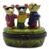 Jewelry Boxes For Little Girls: Three Blind Mice - DutchNovelties  - 1