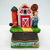 Jewelry Boxes For Little Girls: Old McDonald - DutchNovelties  - 2