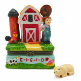Jewelry Boxes For Little Girls: Old McDonald - DutchNovelties  - 1