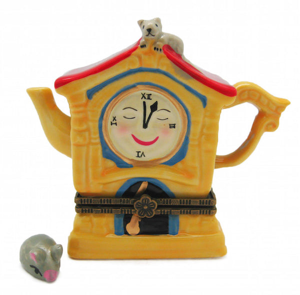 Jewelry Boxes For Little Girls: Hickory Dickory Clock