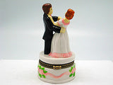 Wedding Favor Hinge Box Bride and Groom - DutchNovelties  - 3