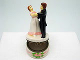 Wedding Favor Hinge Box Bride and Groom - DutchNovelties  - 5