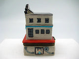 Western Gifts Hinge Box: City Hall & Jail - DutchNovelties  - 3