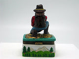 Western Gifts Hinge Box: Prospector - DutchNovelties  - 3