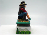 Western Gifts Hinge Box: Prospector - DutchNovelties  - 4