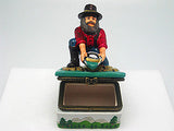 Western Gifts Hinge Box: Prospector - DutchNovelties  - 2