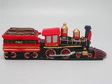 Train Gift American Wooden Train Hinge Box - DutchNovelties  - 2