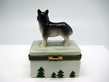 Alaska Gifts Jewelry Boxes Husky - DutchNovelties  - 4