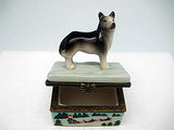 Alaska Gifts Jewelry Boxes Husky - DutchNovelties  - 2