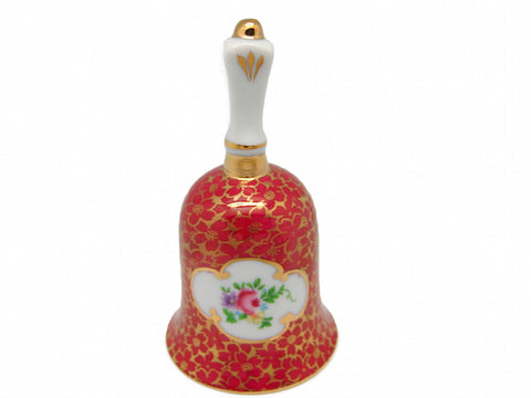 Antique Red Bell Victorian - DutchNovelties