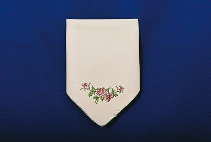 Table Linen Burgundy Rose Napkin - DutchNovelties