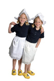 Deluxe Girls Lace White Half Apron (Ages 4-16) - DutchNovelties  - 6