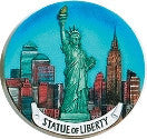 Statue of Liberty Kitchen Souvenir Magnet - DutchNovelties