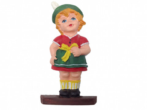 Oktoberfest Kitchen Magnet Gift/Girl - DutchNovelties