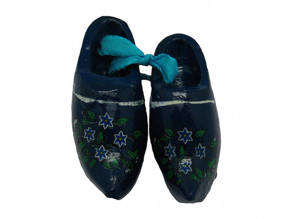 "Distinctive Magnet Dutch Wooden Shoes 1.75"" - DutchNovelties"