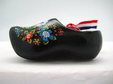 Black Wooden Shoes Magnetic Gift - DutchNovelties  - 3