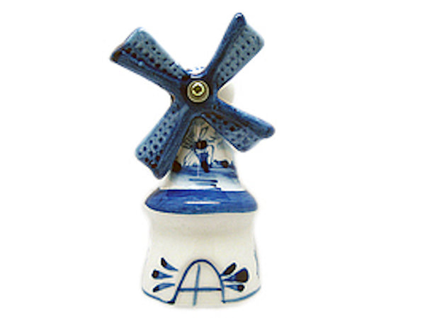 Holland Windmill Novelty Magnets Round - DutchNovelties  - 1