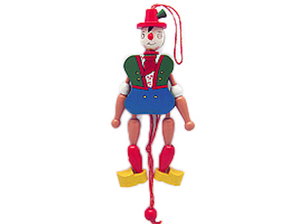 Dutch Gift Jumping Jack Toy Magnet Boy - DutchNovelties