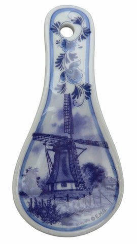 Fridge Magnet Spoon Rest: Windmill - DutchNovelties