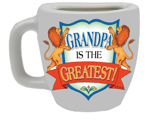 Grandpa is the Greatest Mug Magnet - DutchNovelties