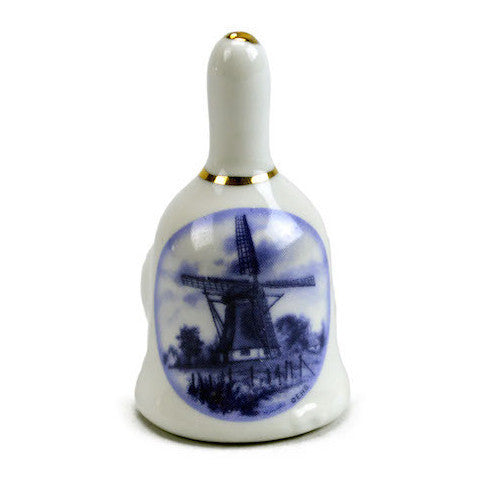 Magnetic Bell: Windmill - DutchNovelties