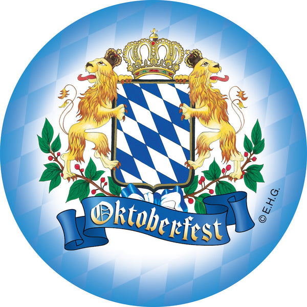 Metal Bage Pin: Oktoberfest - DutchNovelties