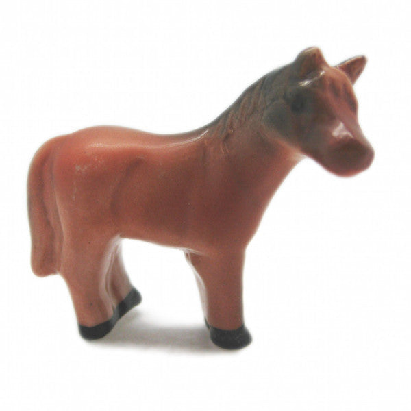 Color Collectible Animals Miniatures Horse - DutchNovelties  - 1