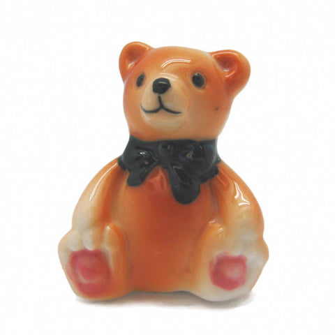 German Collectible Teddy Bear Miniature Color - DutchNovelties  - 1