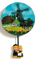 Dutch Gift Refrigerator Magnet Windmill - DutchNovelties