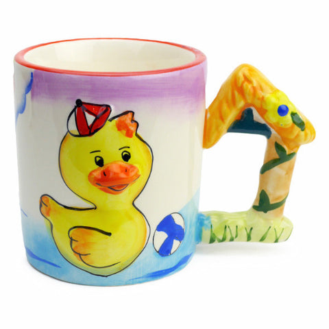 Animal Cup with Sound: Duck - DutchNovelties