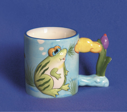 Animal Cup with Sound: Frog - DutchNovelties